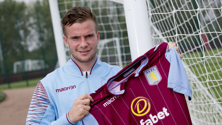 Tom Cleverley is reported to have released a quote about Keane during his time at Aston Villa shortly after Keane left the club
