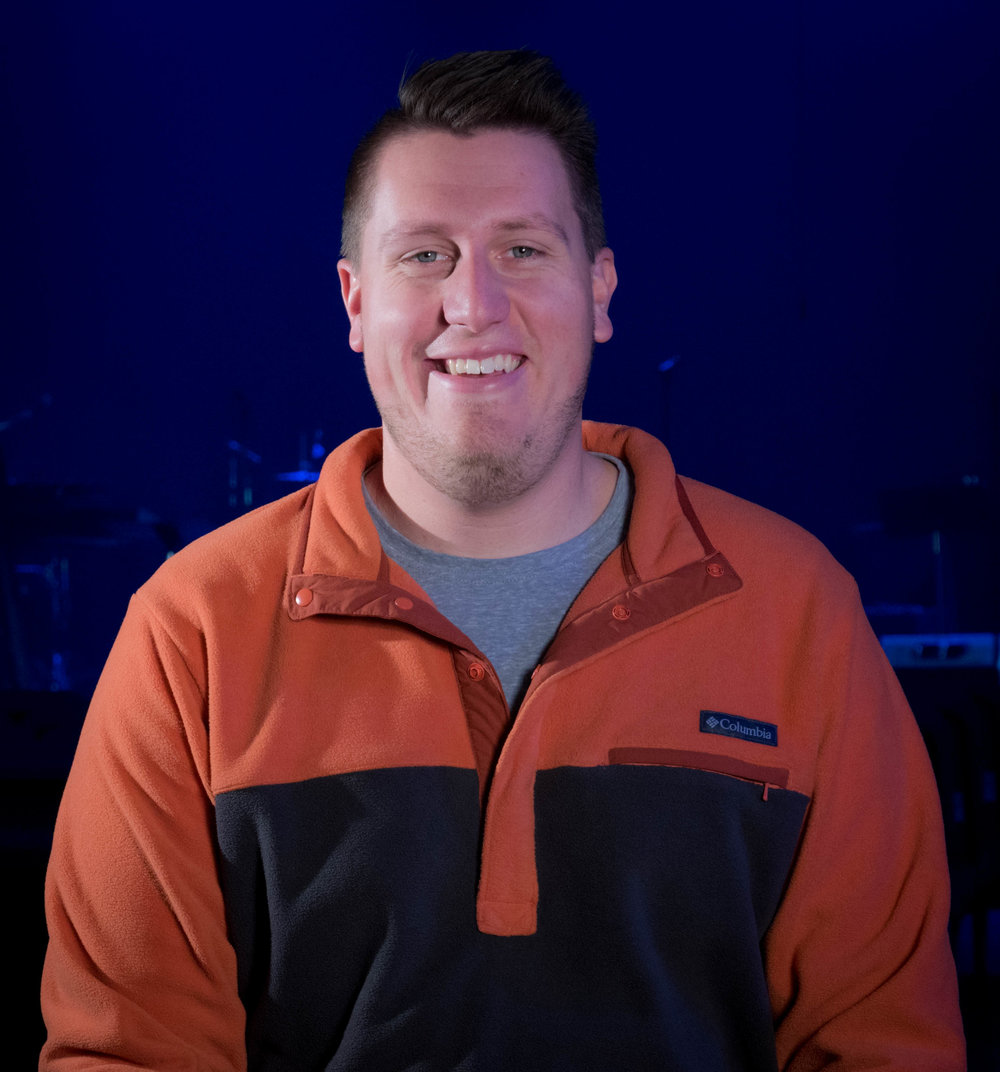 Cole VanHorn -  Operations Pastor