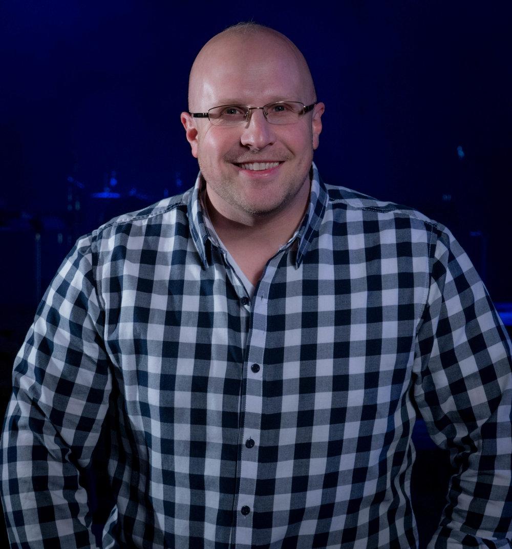 Bryan Walker -Worship Pastor