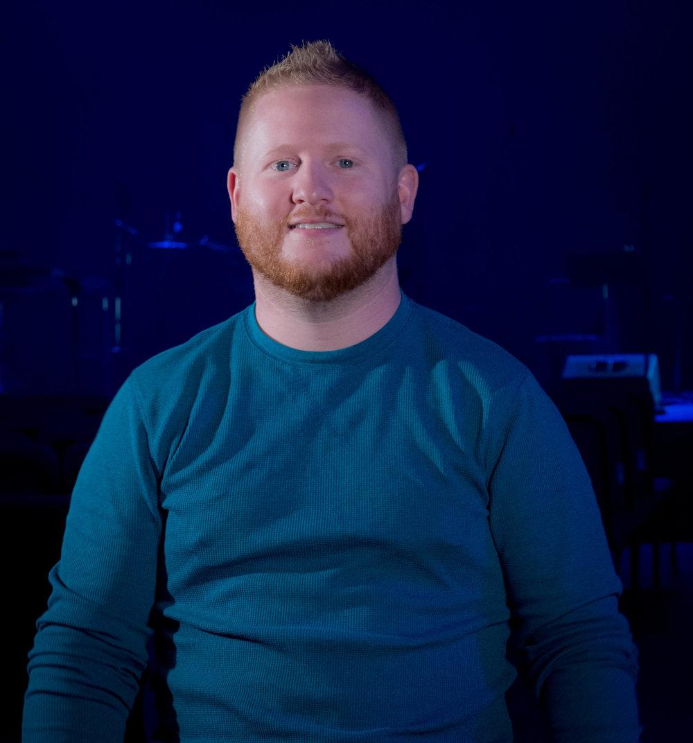 Anthony Ricker -Creative Arts Pastor