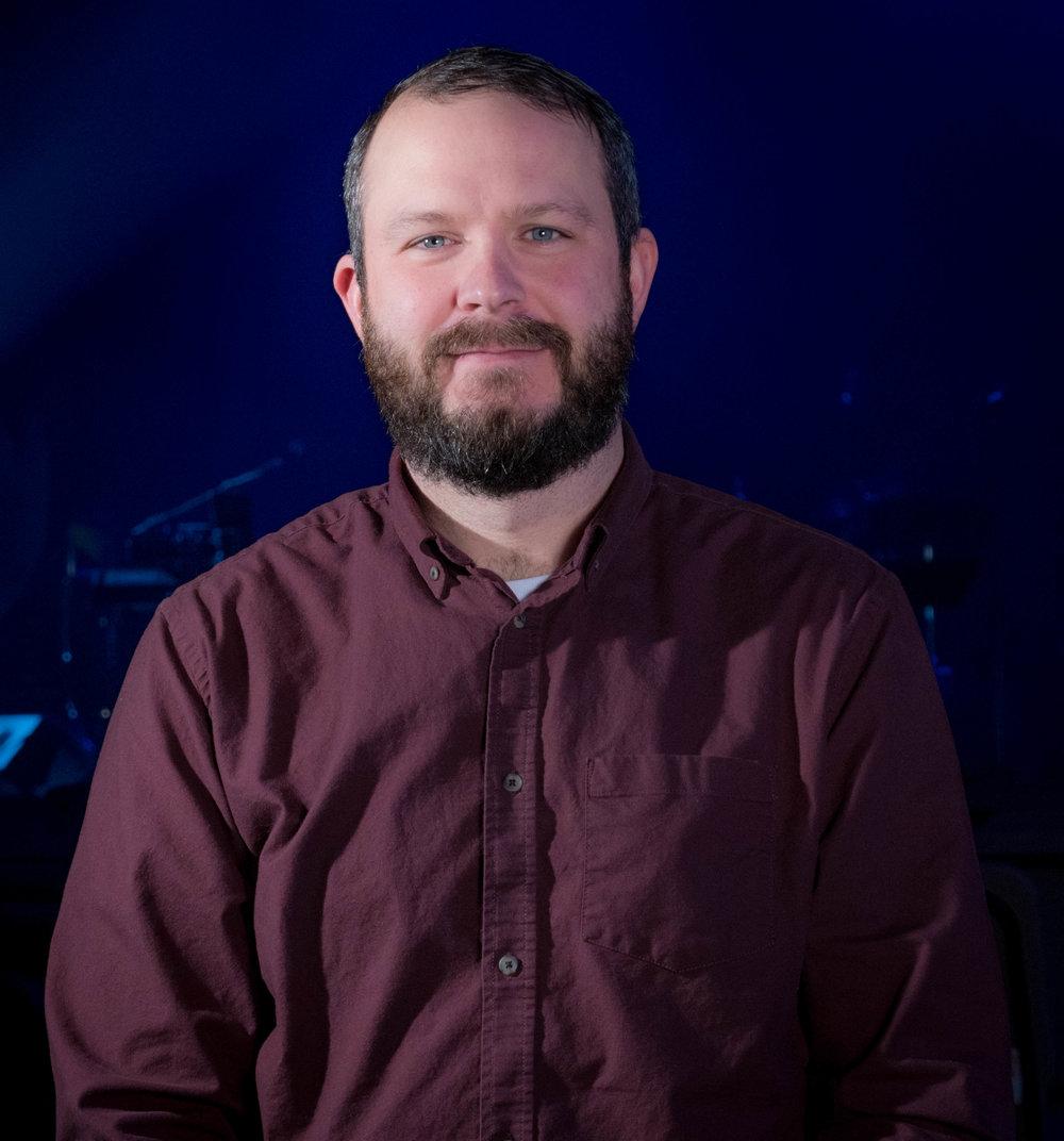 Jeff Phipps -KREW Pastor