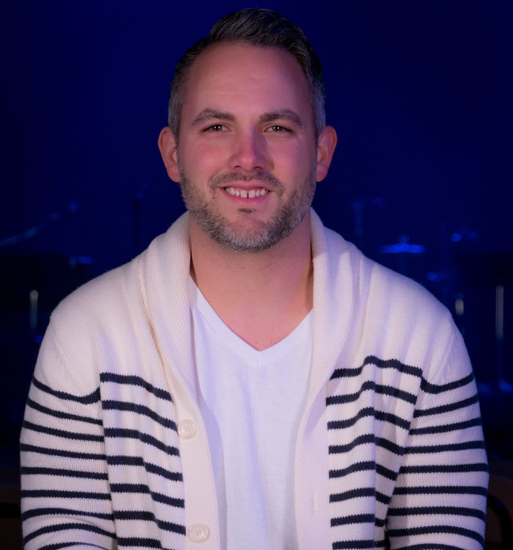 Sam Tollett -  Lead Pastor