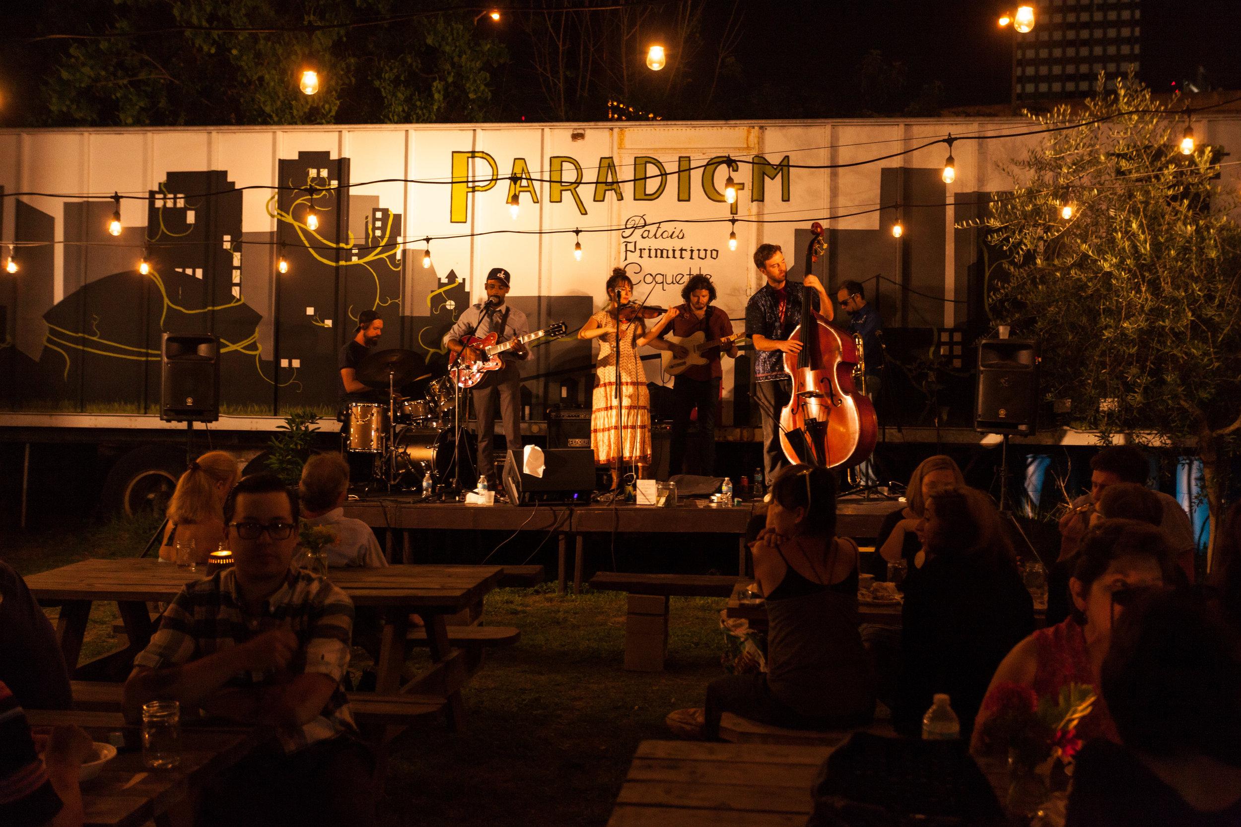 Concert Series — Paradigm Gardens