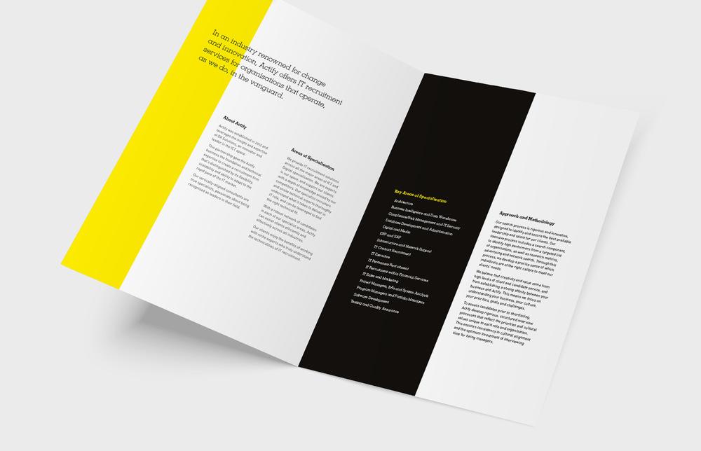 Actify Brochure