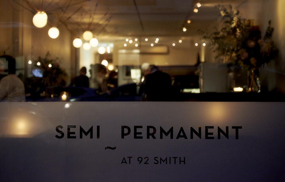 Semi Permanent Signage