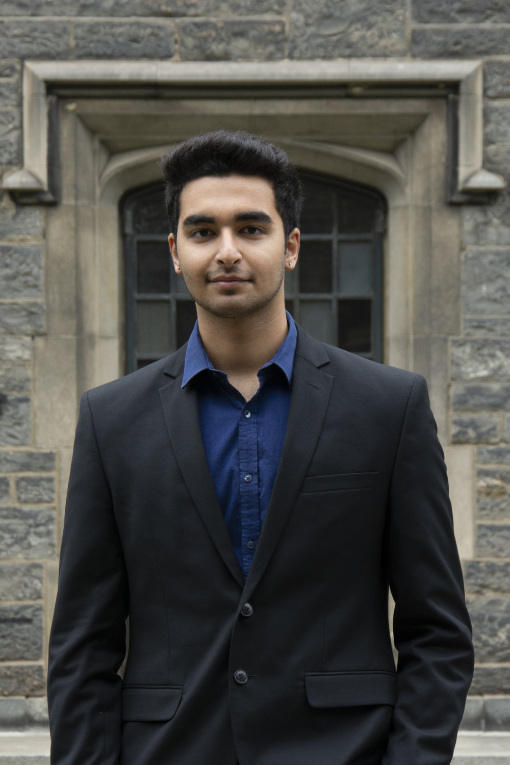 Siddhant Banerjee, Marketing Associate
