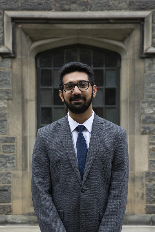 M. Salman Shahid, Vice President