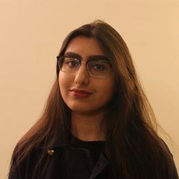 Zarah Ahmad, Corporate Relations Associate