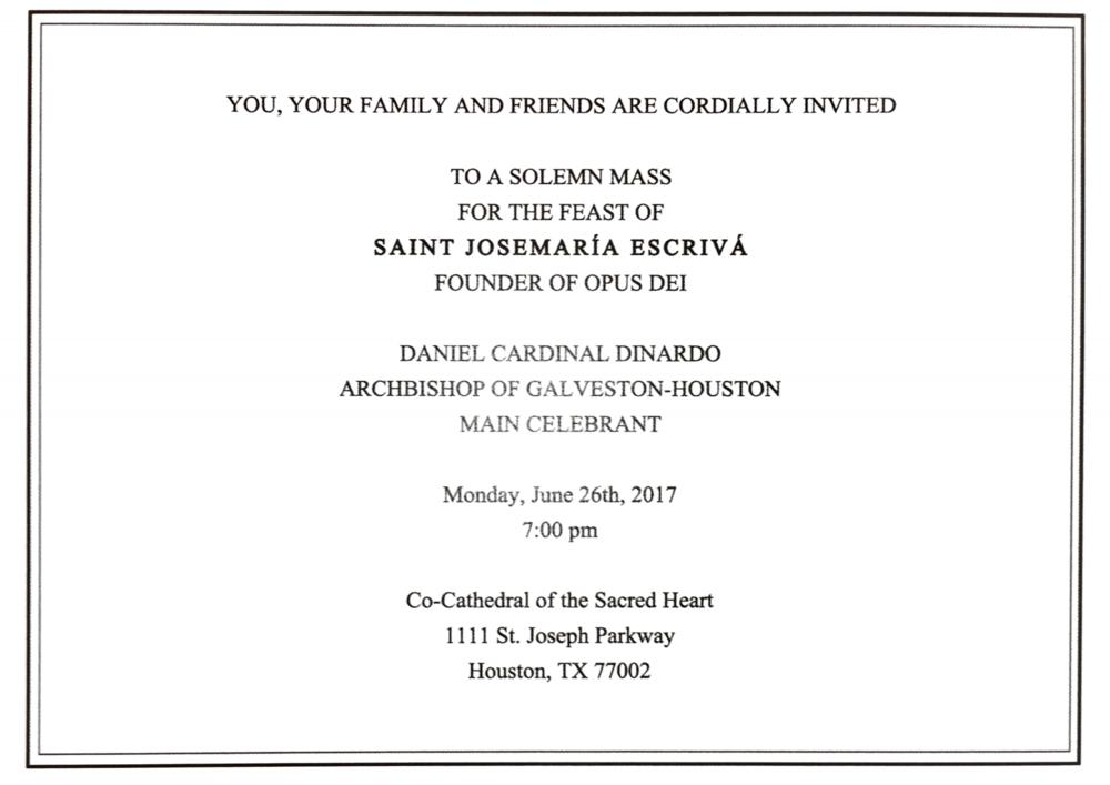 Click thumbnail to view invitation
