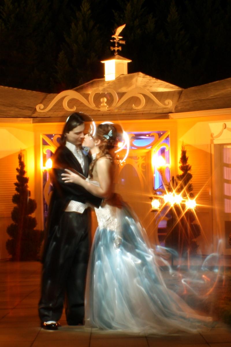 James and Athena (Wedding Night)
