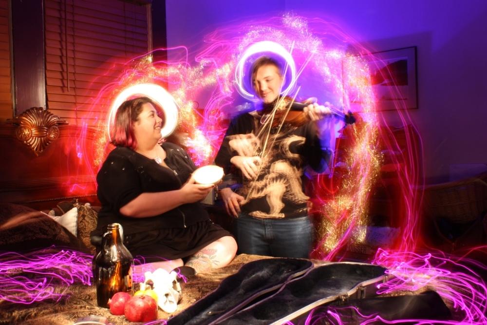 Sarah & Em (Light Ceremony)