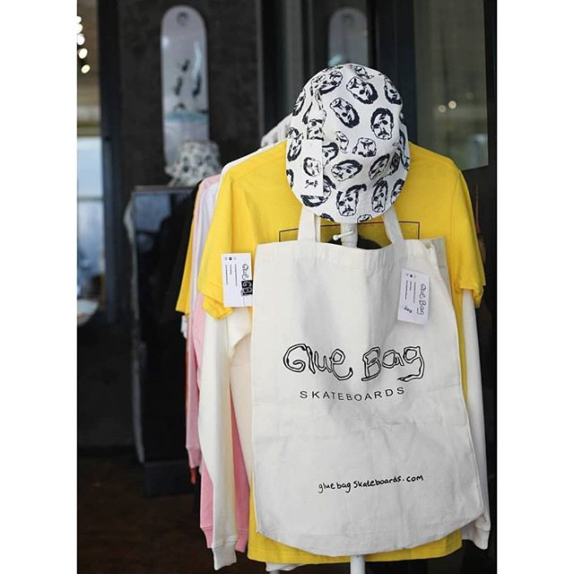 Glubag Street Clothing Available on @kalwitgallery #fashion #skate #skateboarding #art #gallery #gift