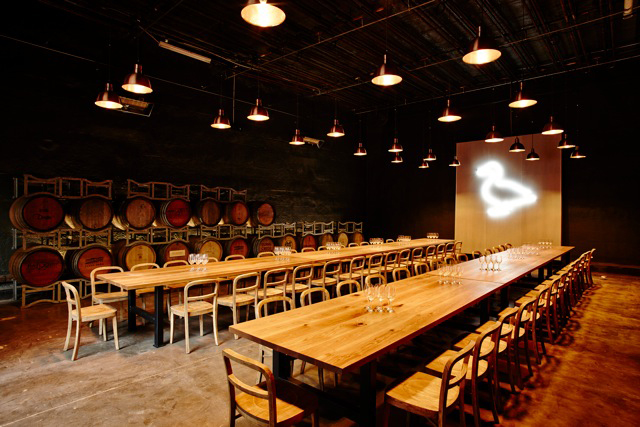 The Barrel Room at The Epicurean Red Hill