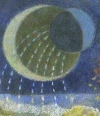 Wellspring detail (2000) Alison Berry.