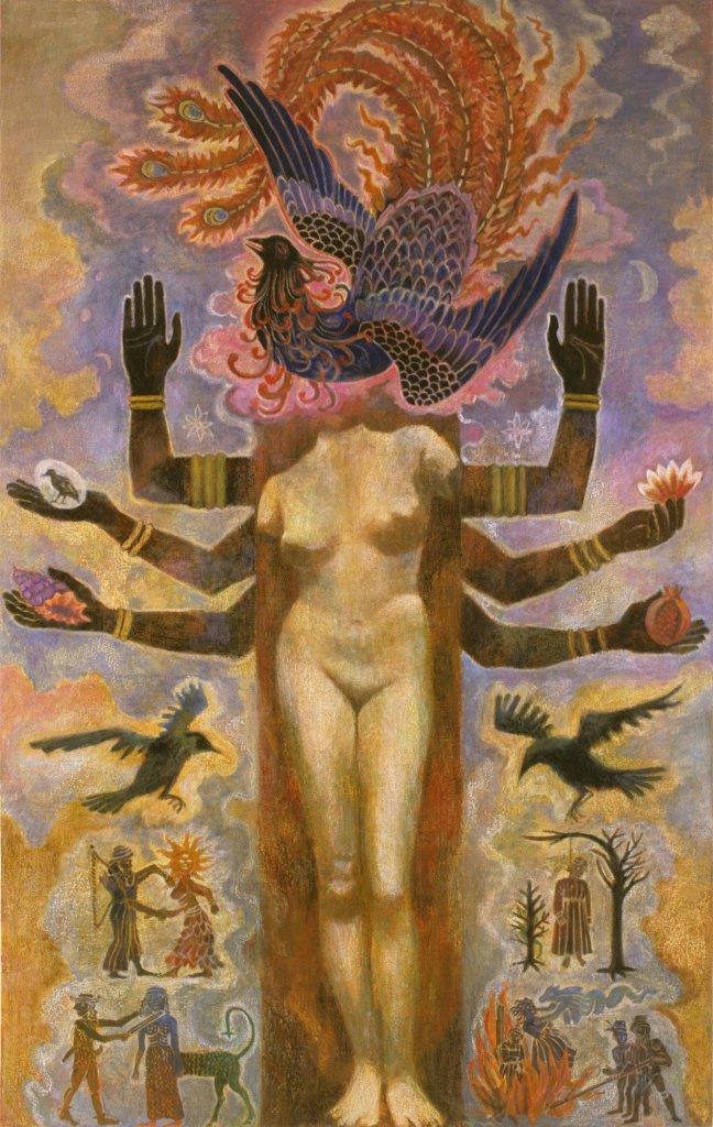 Phoenix. (2000). Alison Berry.