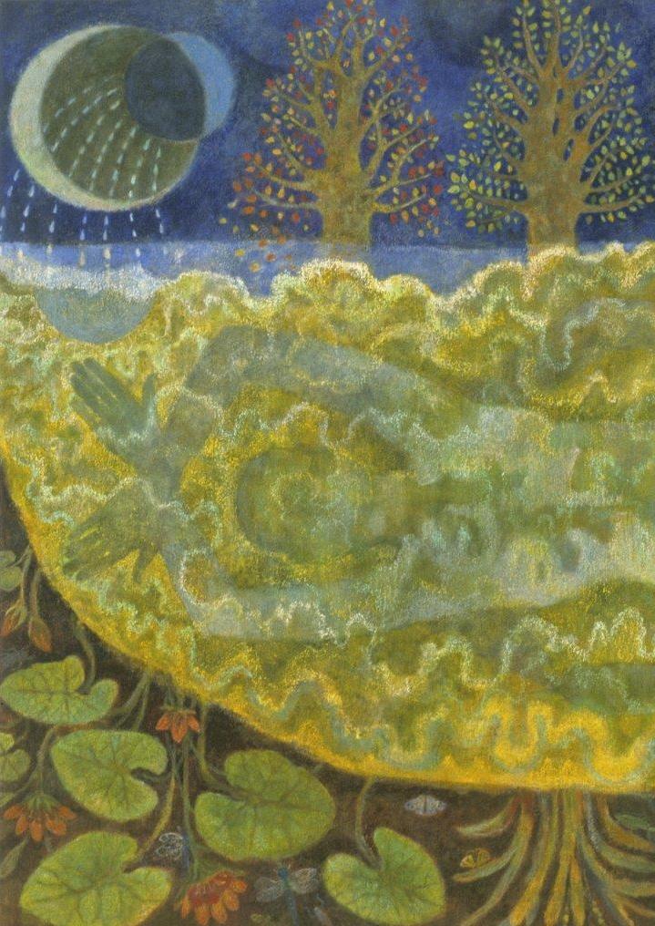 Wellspringdetail (2000) Alison Berry.