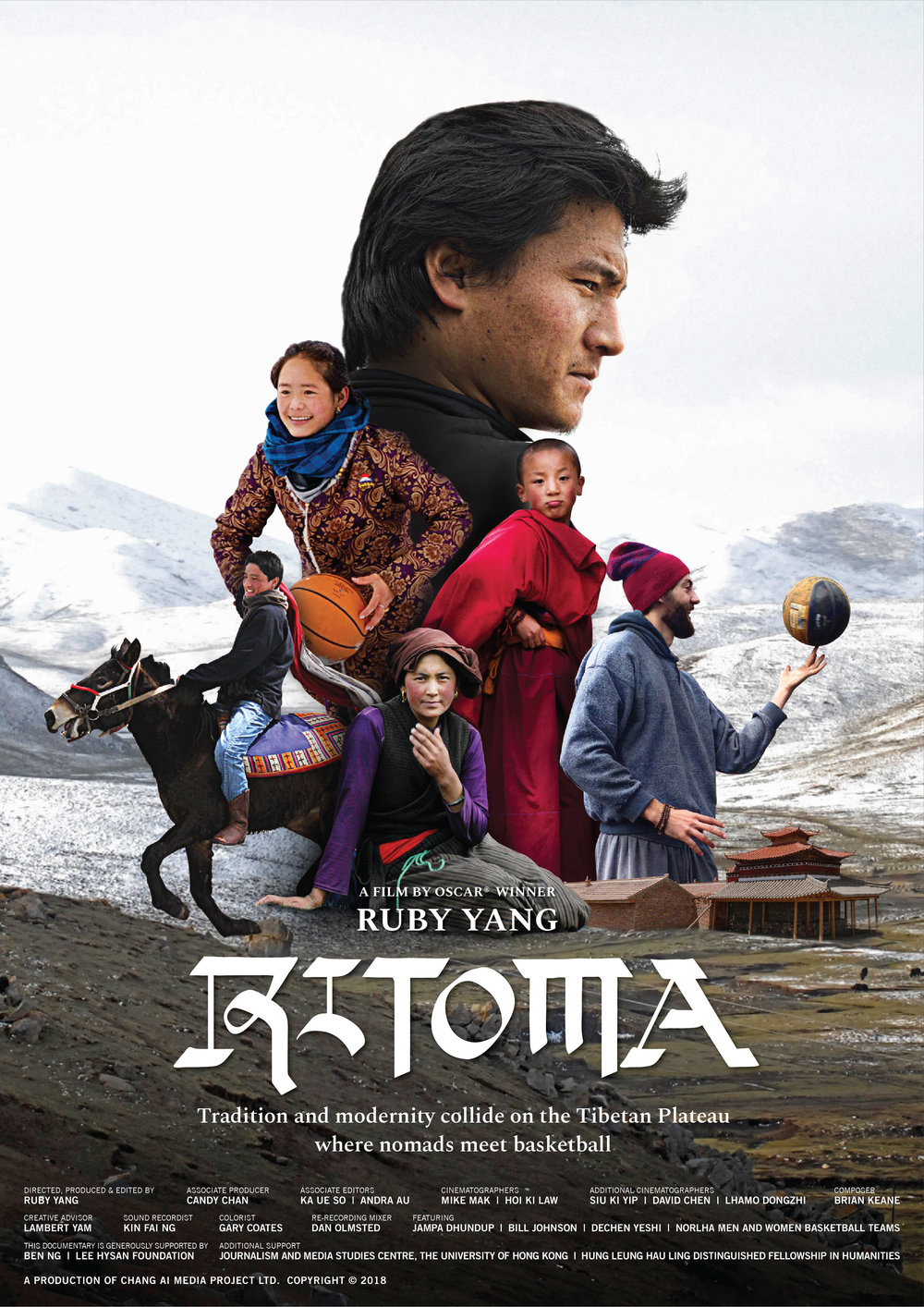 Dir: Ruby Yang