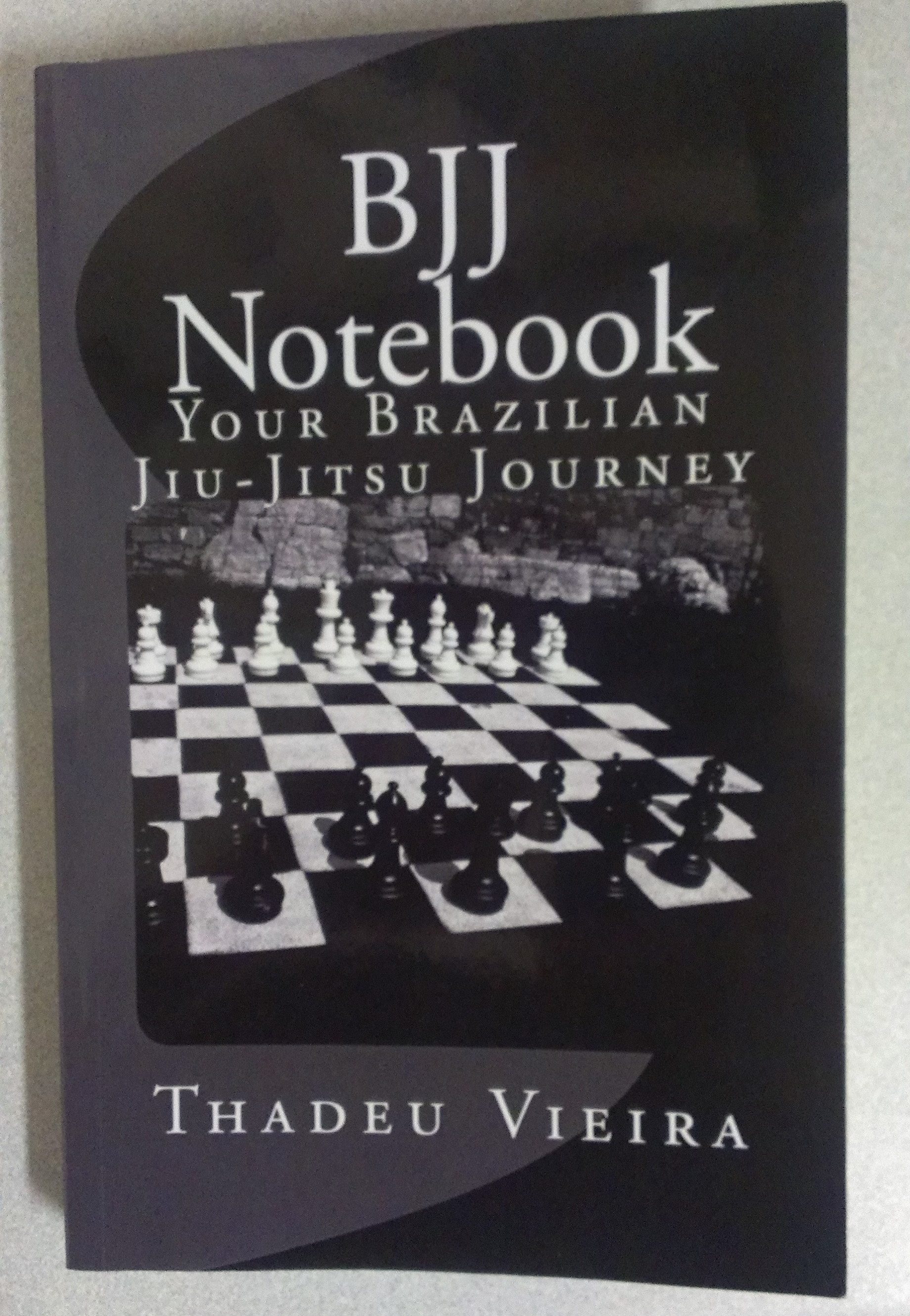 BJJ Notebook