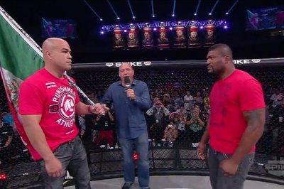 Rampage vs. Ortiz