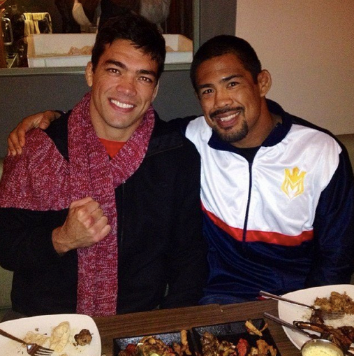 Machida and Munoz