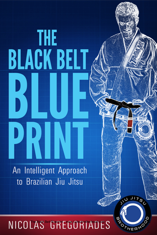 Black Belt Blue Print