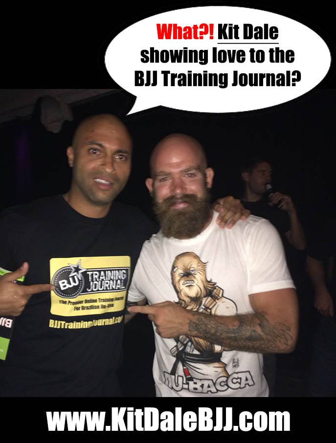 BJJ Training Journal #1