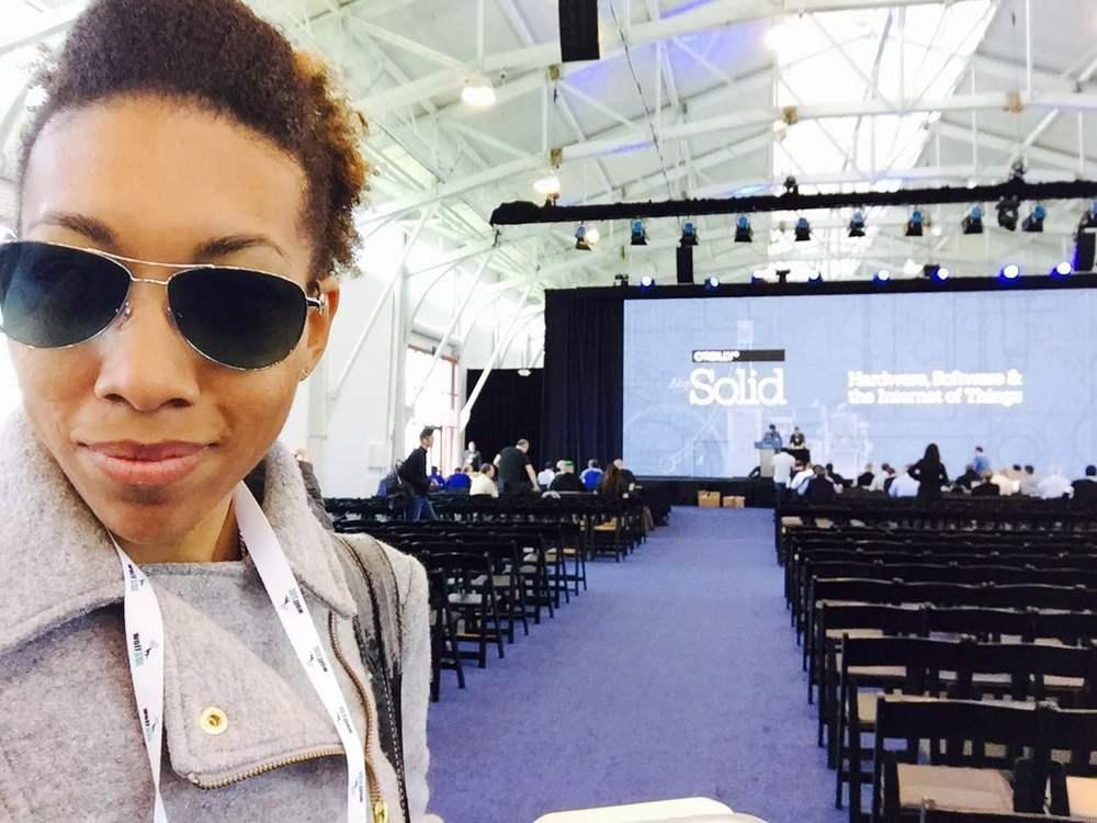 Me @SolidCon in San Francisco
