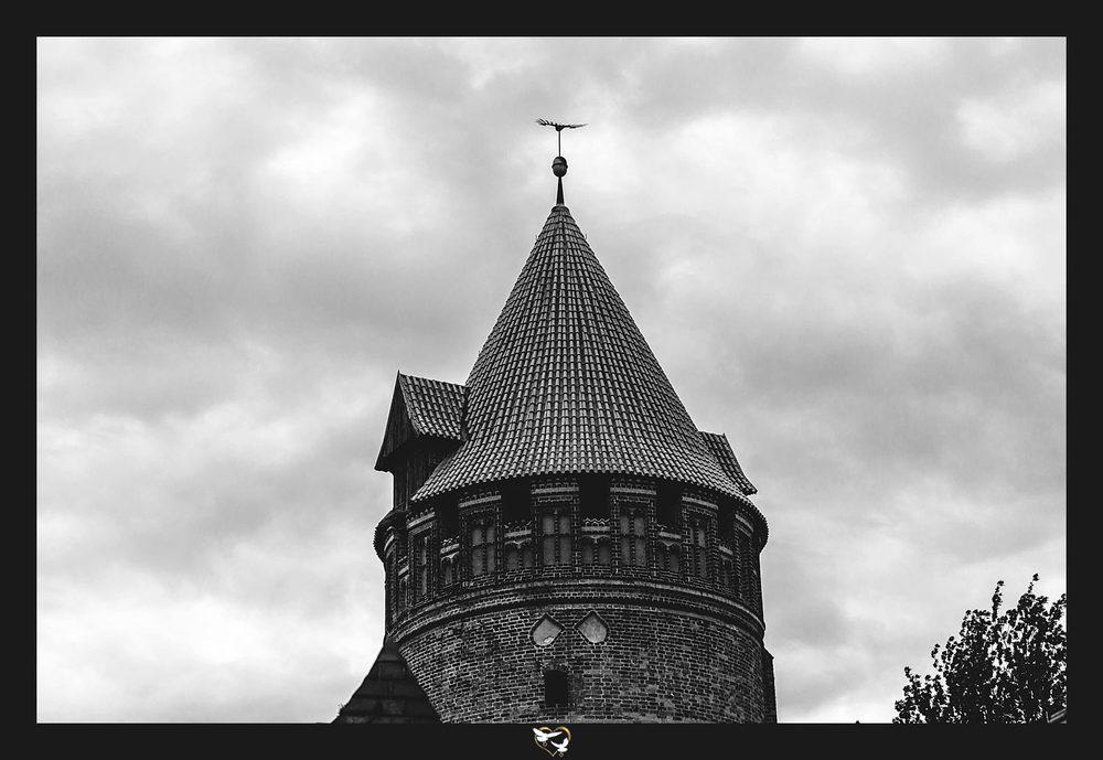 Turm in Tangermünde