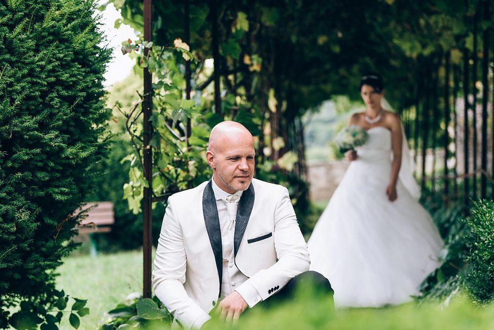 Brautpaarshooting Frankfurt am Main. Hochzeitsfotografie. | www.für-immer-mein.com