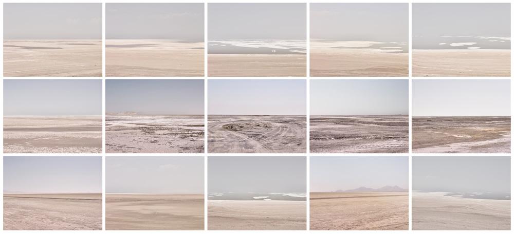 Fake Desert  (Photo instalation)