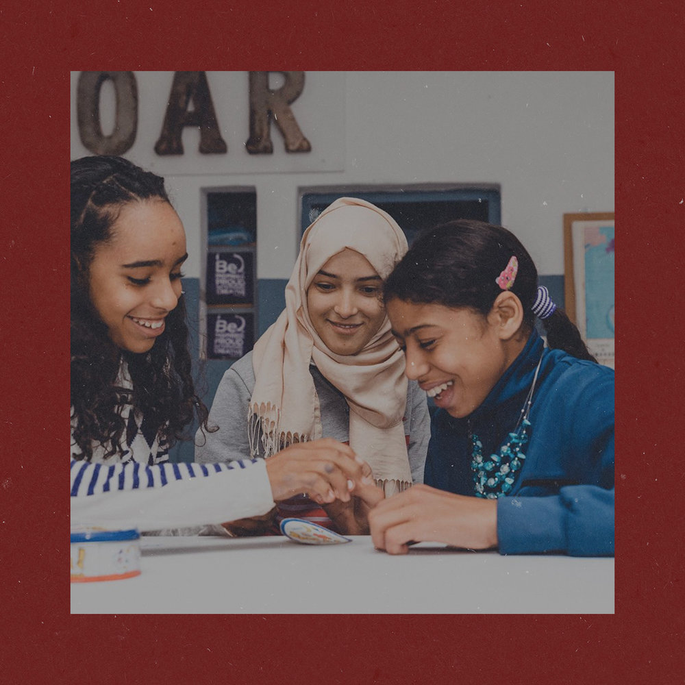 Project Soar Morocco - Empowering teenage girls in Morocco to become leaders of today and tomorrow.