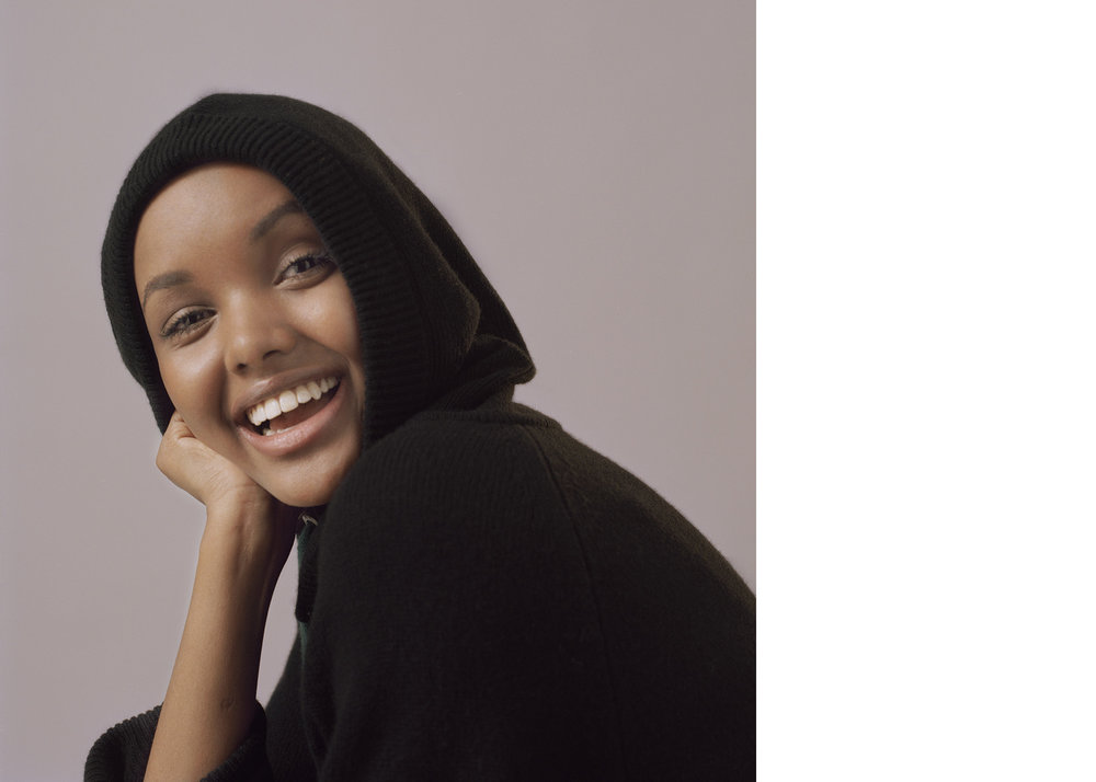Halima Aden — Financial Times
