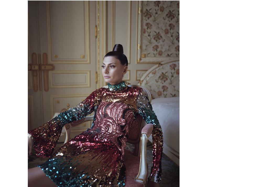 Giovanna Battaglia — Financial Times