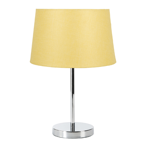 Tapered Yellow Lampshade, @Home - R199