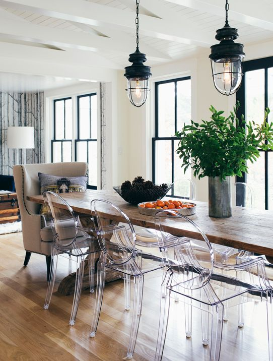 5 reasons why plastic is the new chic dining room chairs tassels