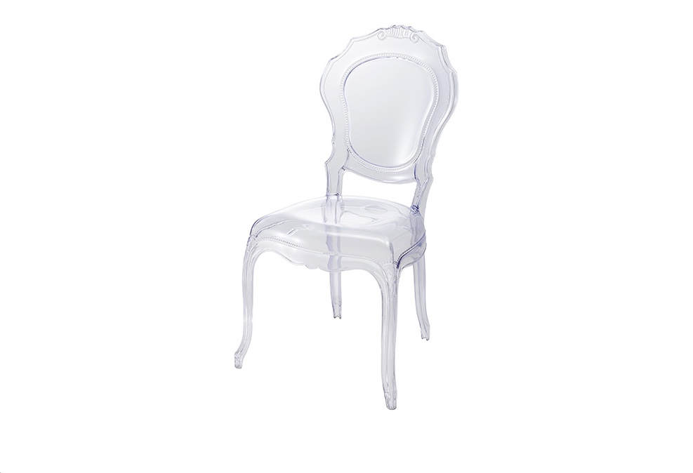 Bella Dining Room Chair Ghost Chair United Furniture Outlet
