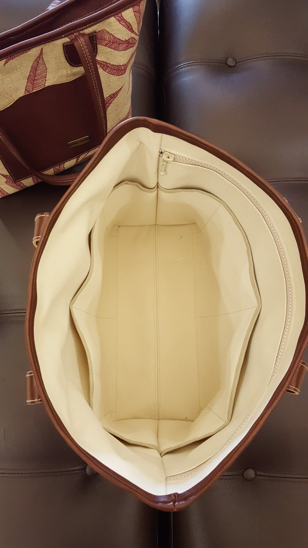 Inside of the Maria Paola Handbag.jpg