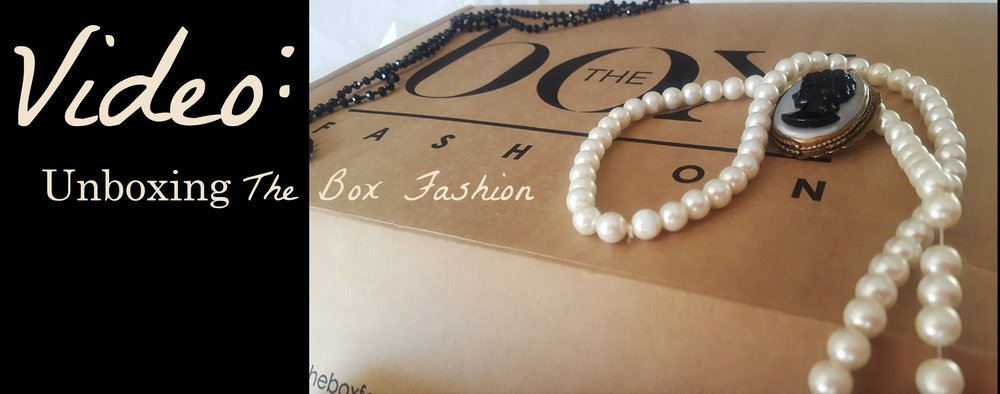 Unboxing video and review: The Box Fashion. Tassels & Tigers Interiors, Decor & Lifestyle Blog, Johannesburg - South Africa