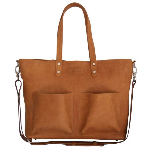 JeanKelly Caramel 2 Pocket Shopper Buy Online SA