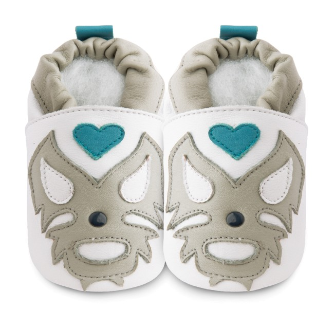 Buy online SA Del Santons Shooshoos leather baby shoes