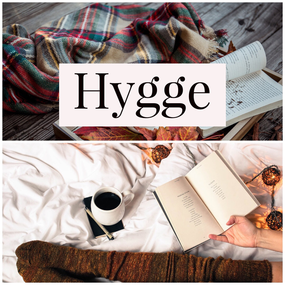 The decor philosopy of hygge as understood by Tassels & Tigers Interiors decor and design blog and online store