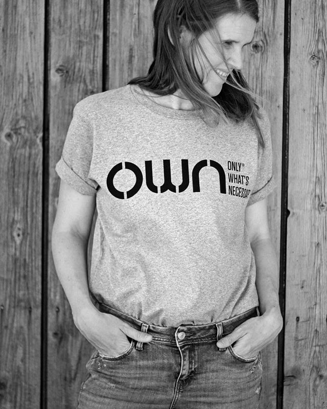 Mom jeans compatible! TS-001 Organic clean cotton summer tee . #tshirt #organiccotton #earthpositive #mtb #fashionweek #momjeans #carbonneutral
