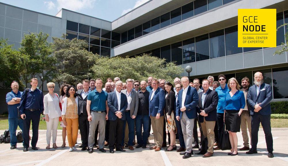 Acorn Design attends GCE Node in Austin, Texas