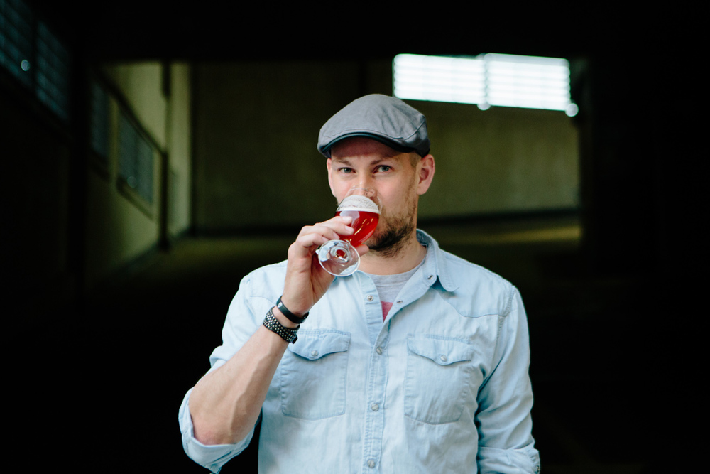 James Watts, Brewdog Director