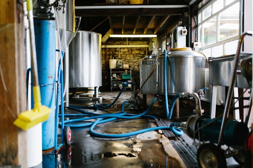 Thornbridge Hall Brewery