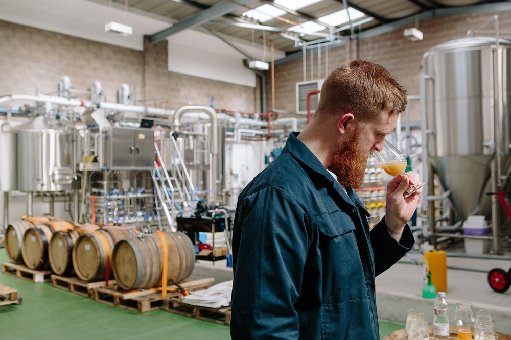 Cloudwater Brewery