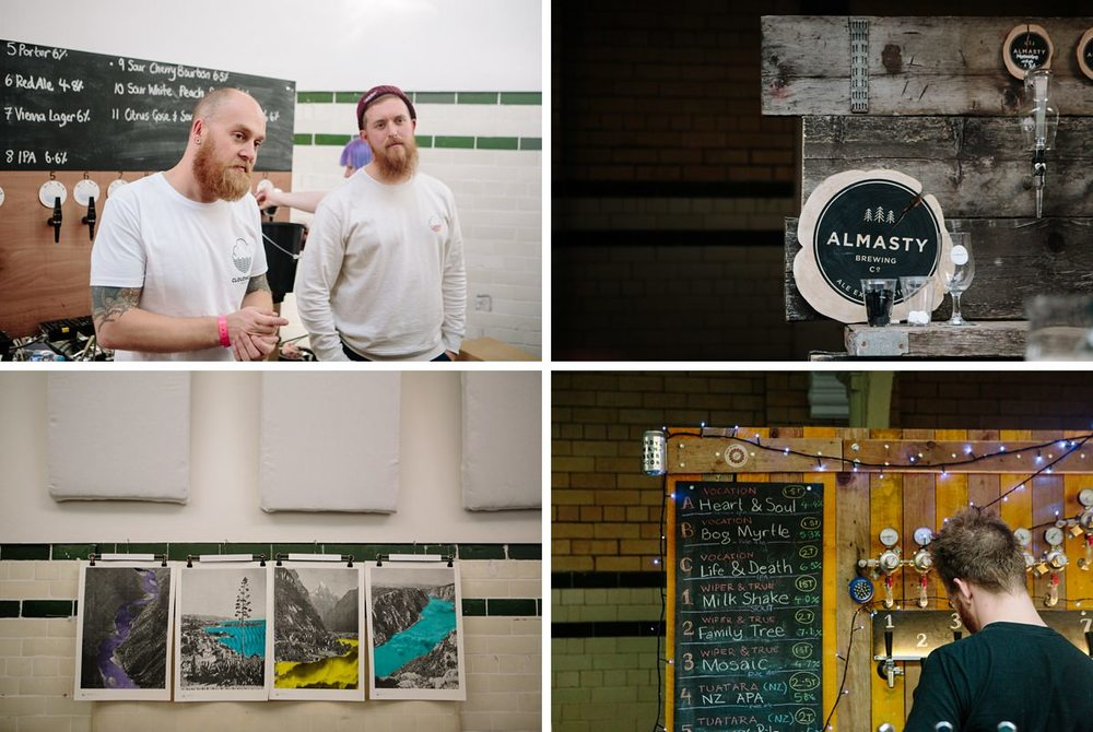 craft beer photography festival bar details alamsty and cloudwater