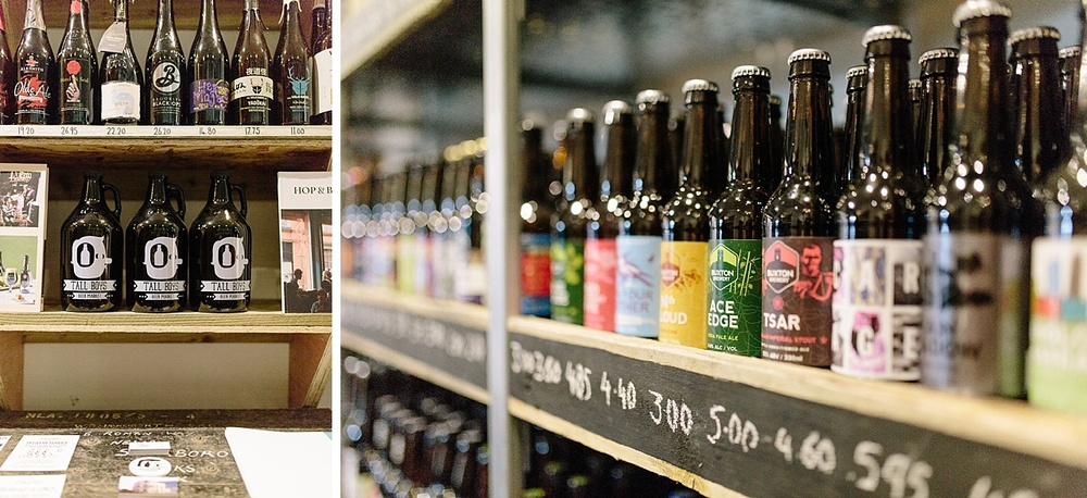 tall boys bottle shop leeds craft beer