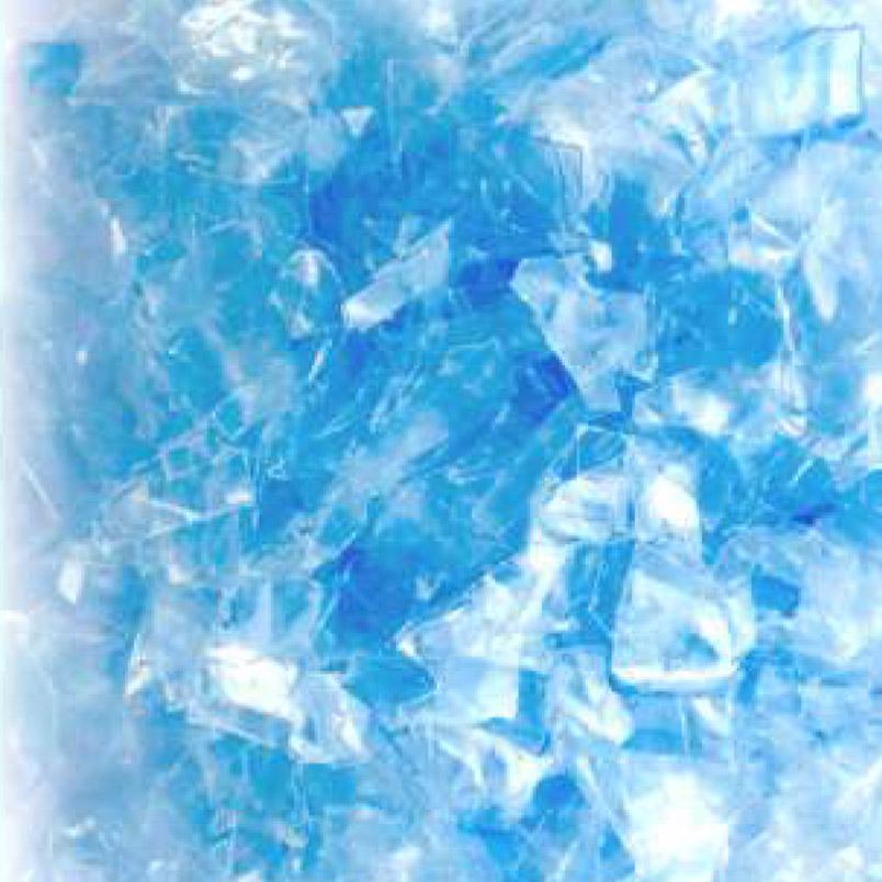 Light Blue Flakes
