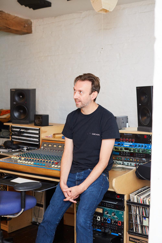 Justin Van Der Volgen